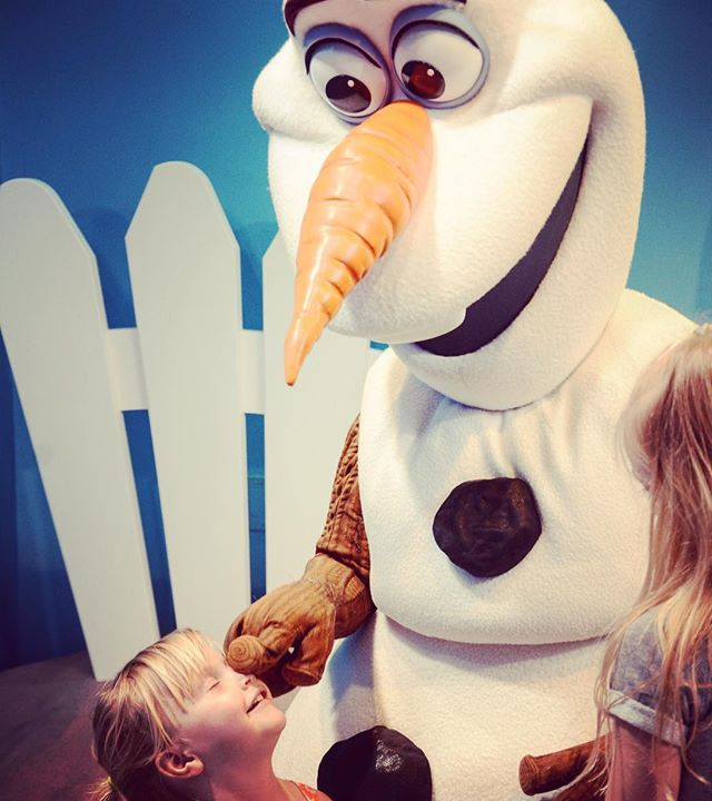 When Bizzle met Olaf.....